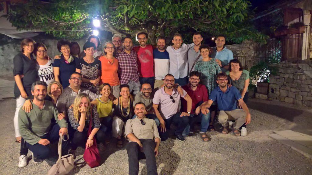 Comunità Professionale Formatori Caritas Italiana (Trieste, luglio2018)