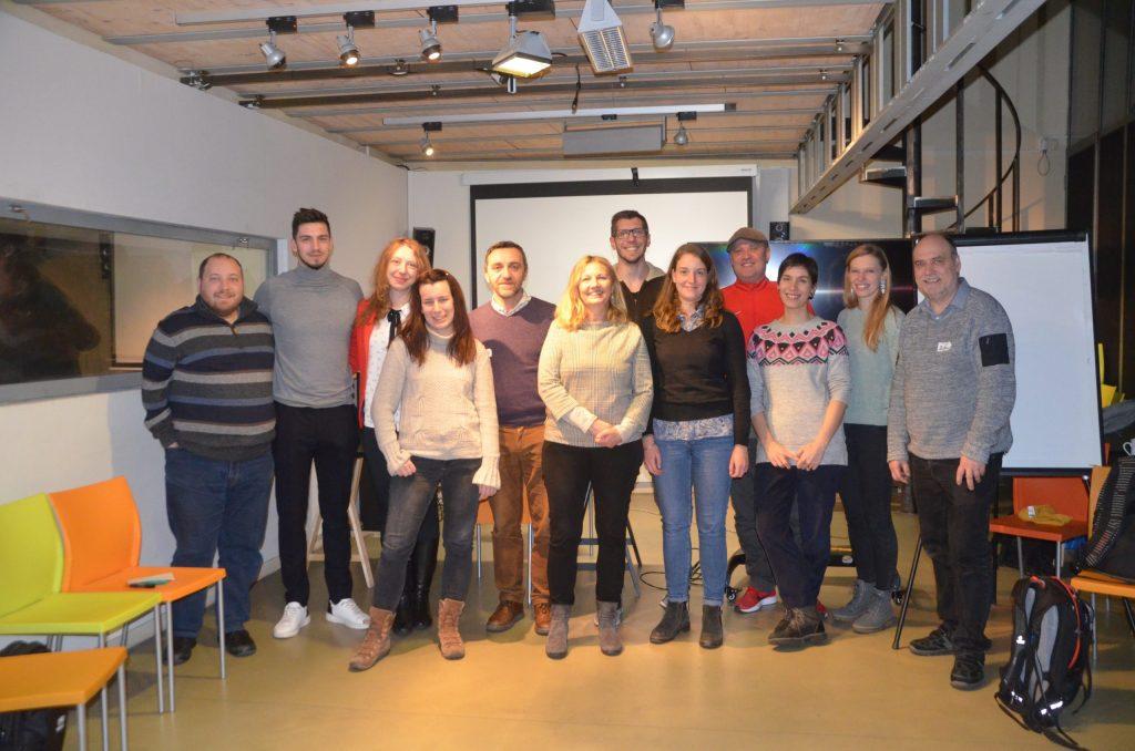 Progetto Erasmus+ Meet - Study Visti (Praga, gennaio 2020)