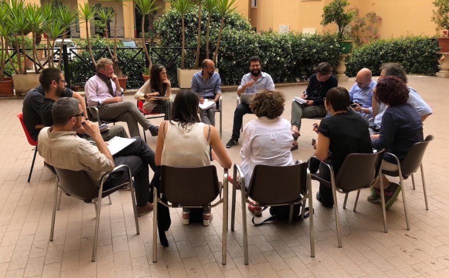 Assemblea Soci fio.PSD (Roma, luglio 2018)
