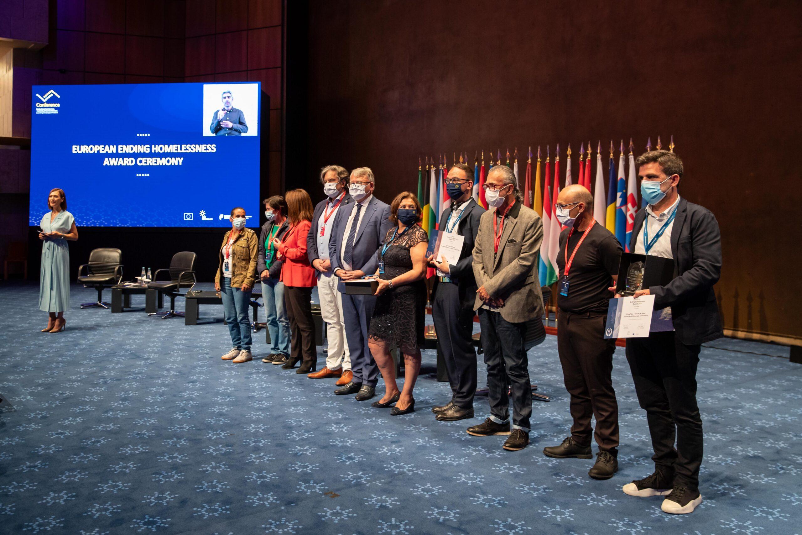 Ending Homelessness Awards: 3° posto per Housing First Trieste